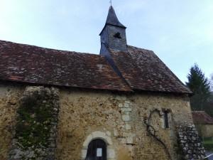 Chapelle St-Fraimbault